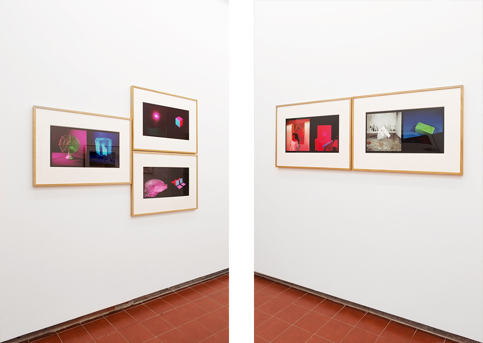 Installation view,  Despite Intensions , Galeria Pedro Alfacinha