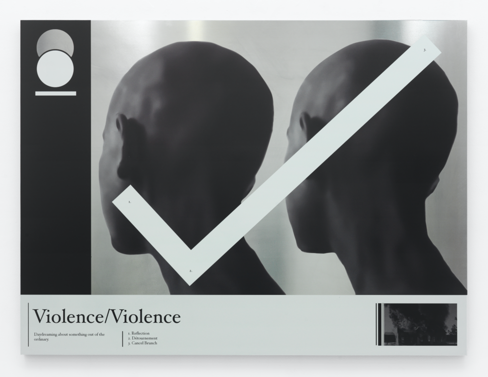 Alex Ito, Violence Violence, 2015