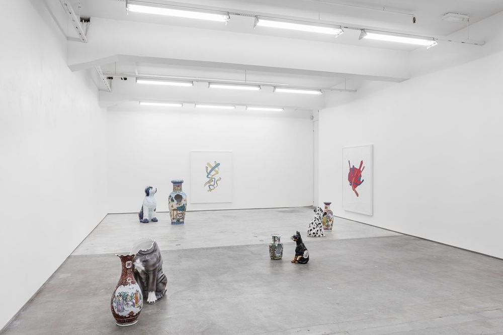 Installation view, China, Standard (Oslo)