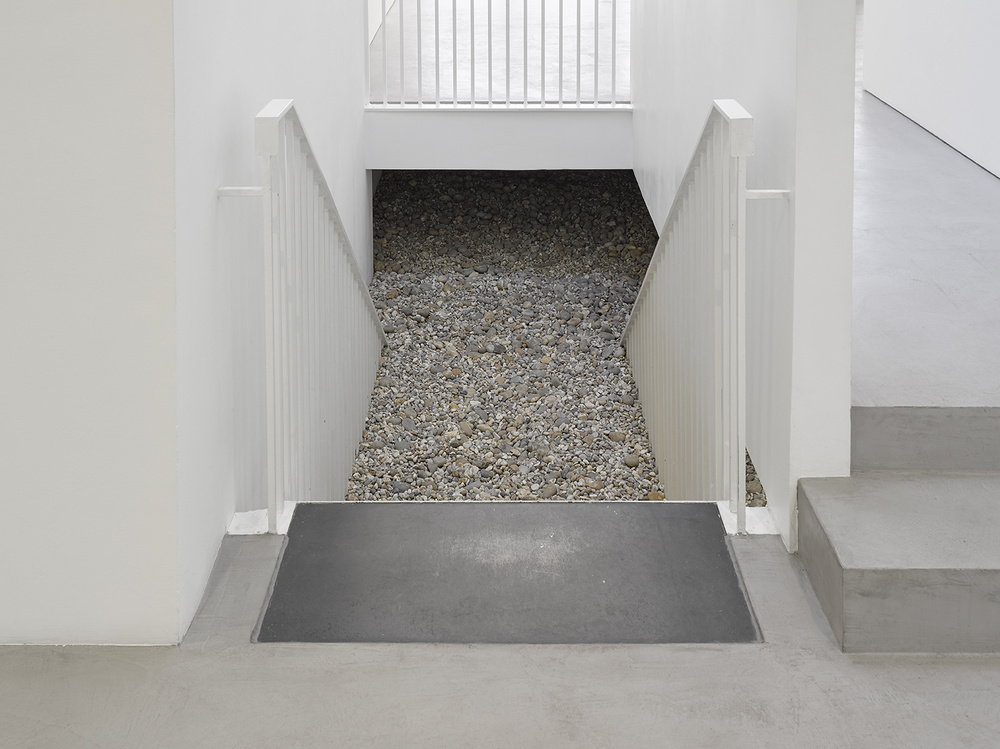 Installation view,Fieldwork, Lisson Gallery