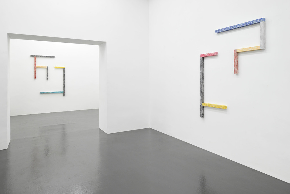 Installation view, Strauss Bourque-LaFrance,  USA Objects , T293