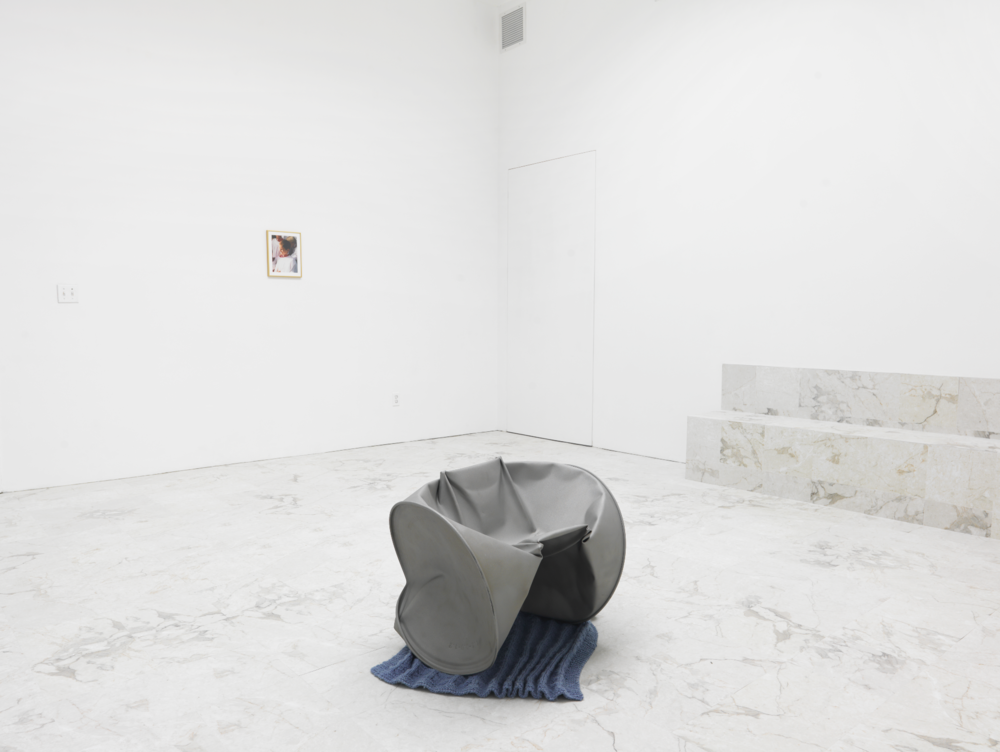 Installation view, Dylan Lynch, Set in Stone, Howard St