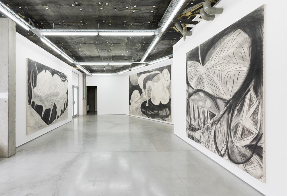 Installation view, Anthony Miler, Rod Barton