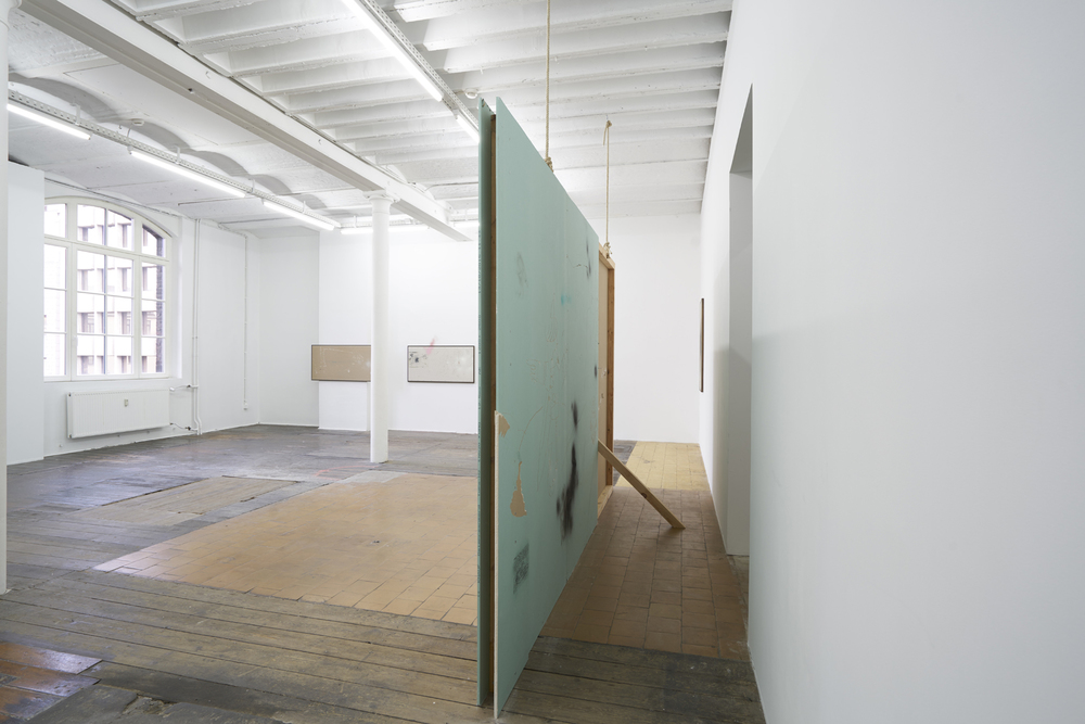Installation view, Mirak Jamal, Brussels, Oct. 29th, 2015, monChéri