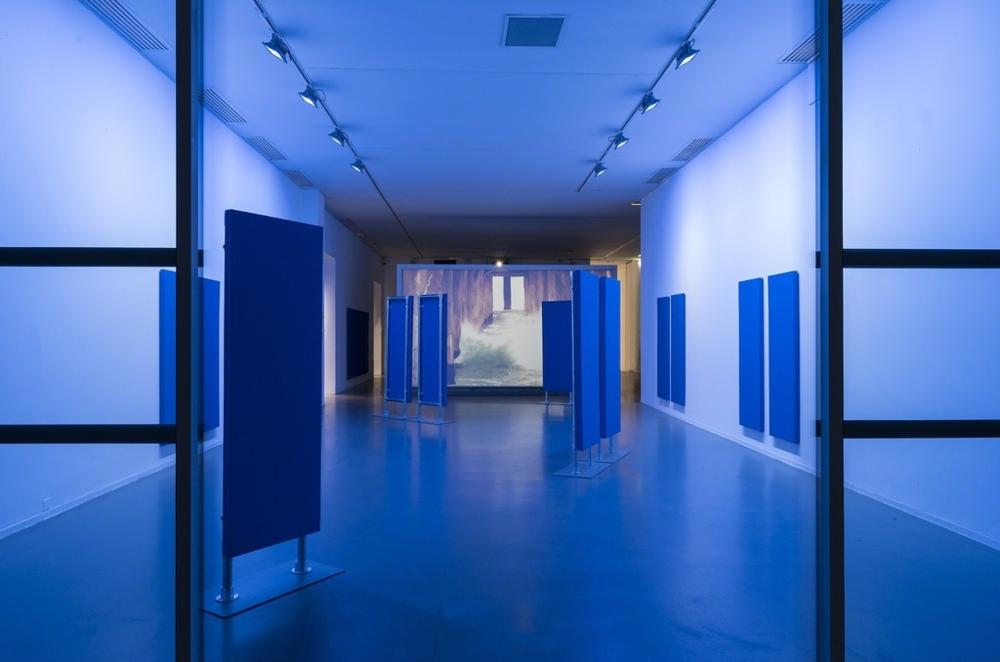 Installation view,CO-WORKERS - The Network As Artist,Musée d'Art moderne de la Ville de Paris