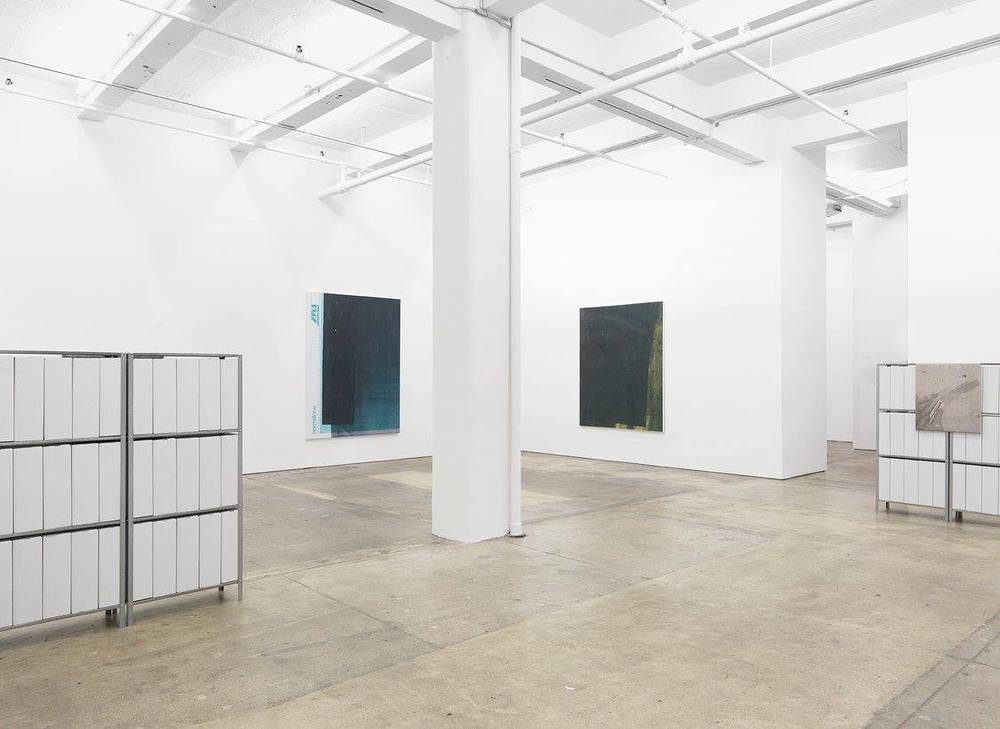 Installation view, Manor Grunewald, Stand-In****, Johannes Vogt Gallery