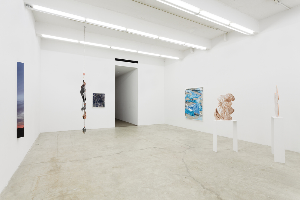 Installation view, Touch-tone , Martos Gallery