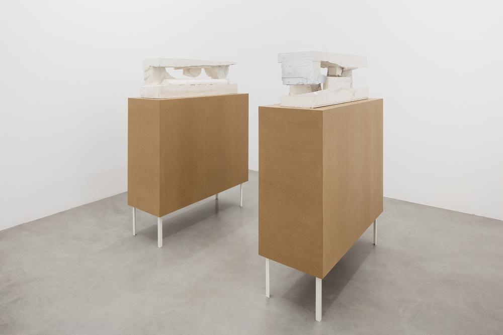 Installation view, Armando Andrade Tudela,Post-Folklore, Francesca Minini