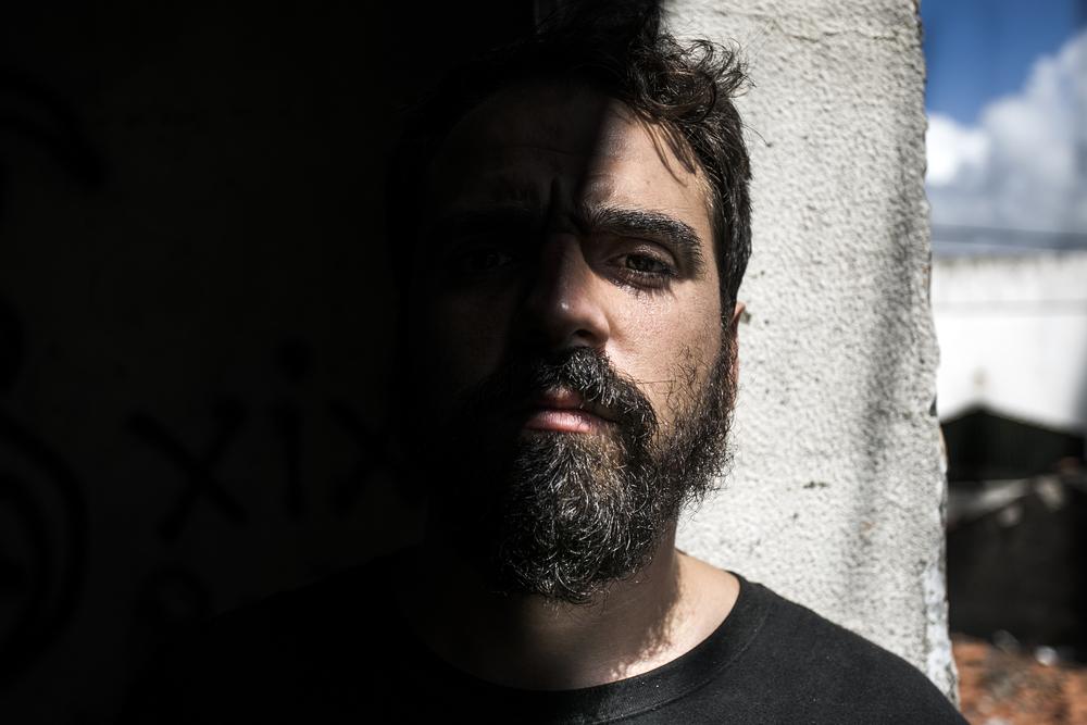 Alexandre Farto, photo by Rui Soares.