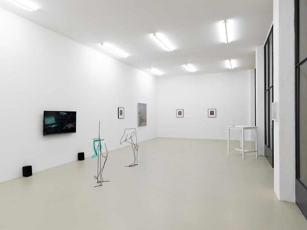 Installation view, Kunstverein Nürnberg – Albrecht Dürer Gesellschaft, 2015.