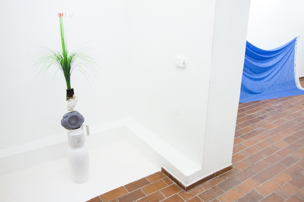 Installation view, Satefy Net, Erratum Gallery