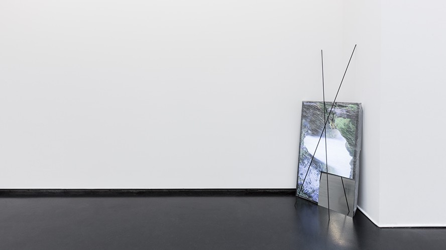 Installation view, Pierre Clément, Transom Primitive , XPO Gallery