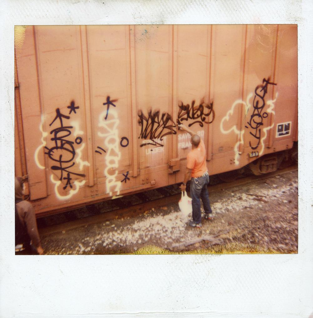 Dash Snow, Untitled, 2000-09