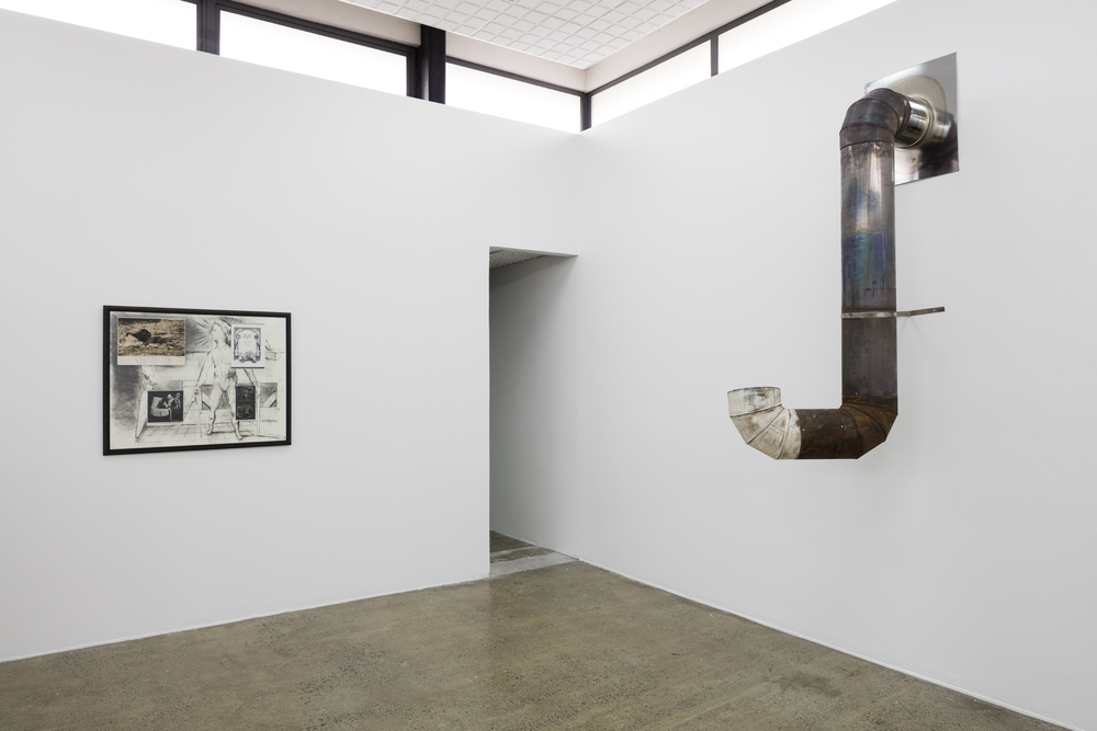 Installation view, Oscar Enberg, the prophet, the wise, the technician, and the Pharisee, Artspace