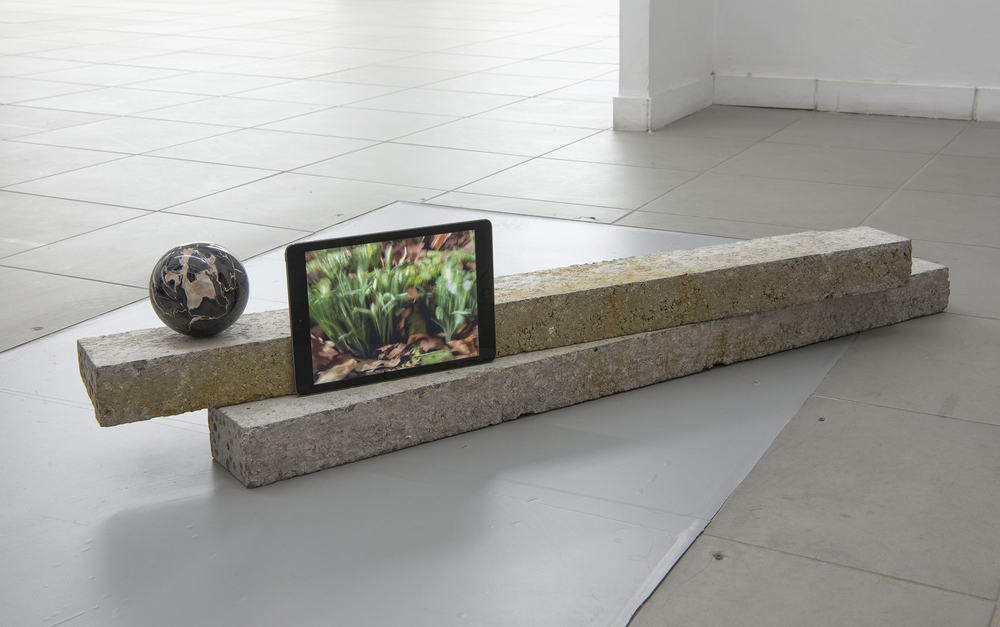 Marco Strappato,  Untitled (Ground) , 2015
