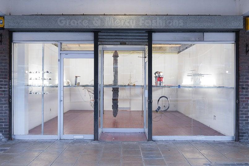 Installation view,National Gallery 2: Emprie, Chewdays