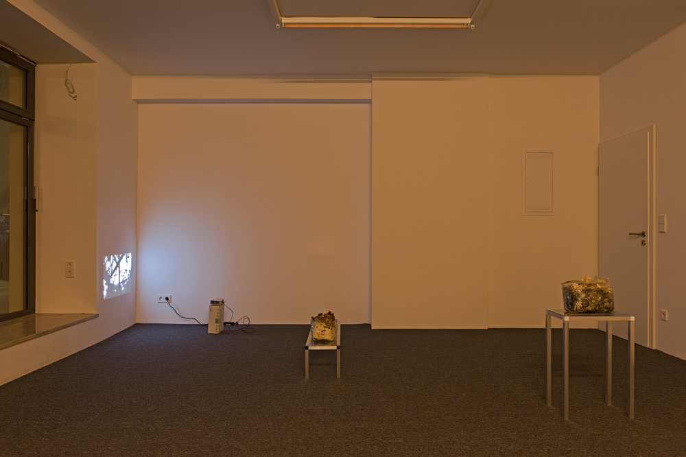 Installation view, Gina Folly,  soon is now , SPREEZ