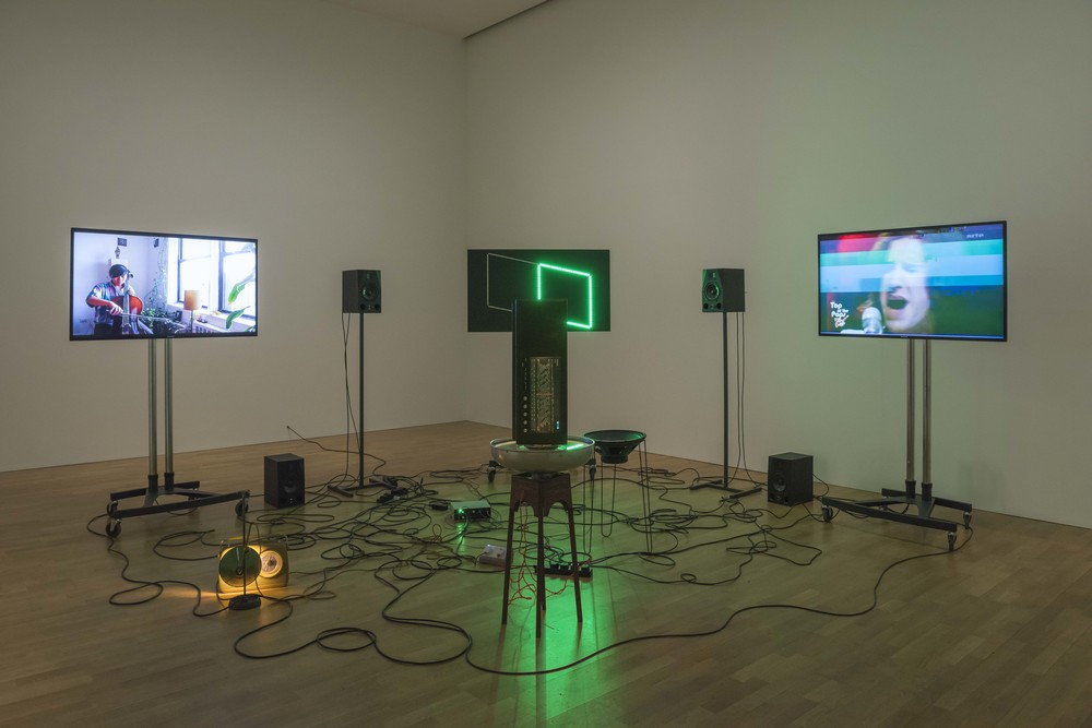 Installation view, The Calder Prize 2005-2015, PACE London