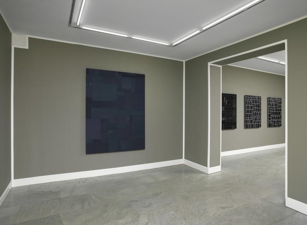 Installation view, Simon Mullan, Die Fuge , Dittrich & Schlechtriem