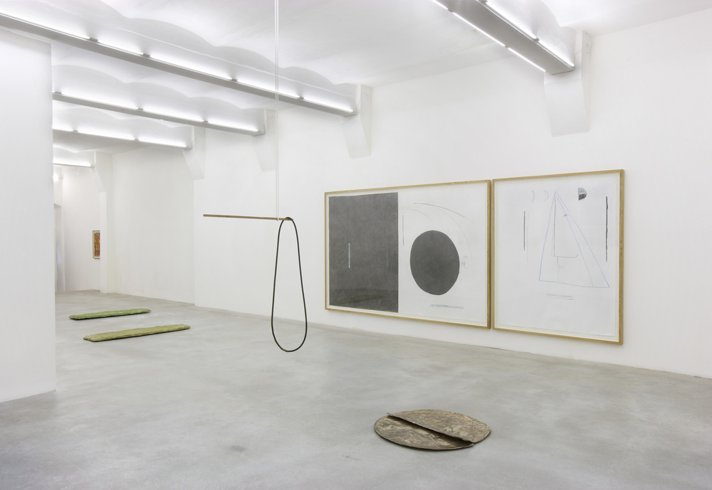 Installation view, Esther Kläs, Our Reality (more), SpazioA