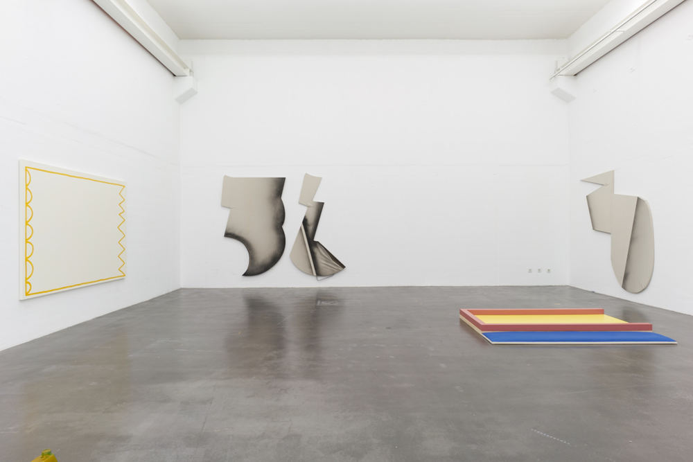 Installation view, Inside Out, Berthold Pott