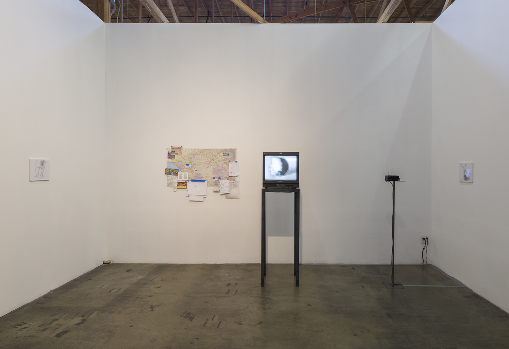 Installation view, Laure Prouvost - A Way To Leak, Lick, Leek - Fahrenheit