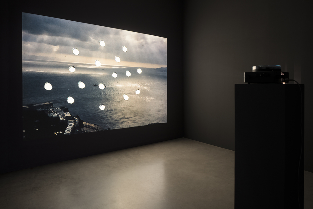 Installation view, Runo Lagomarsino,  West Is Everywhere You Look , Francesca Minini
