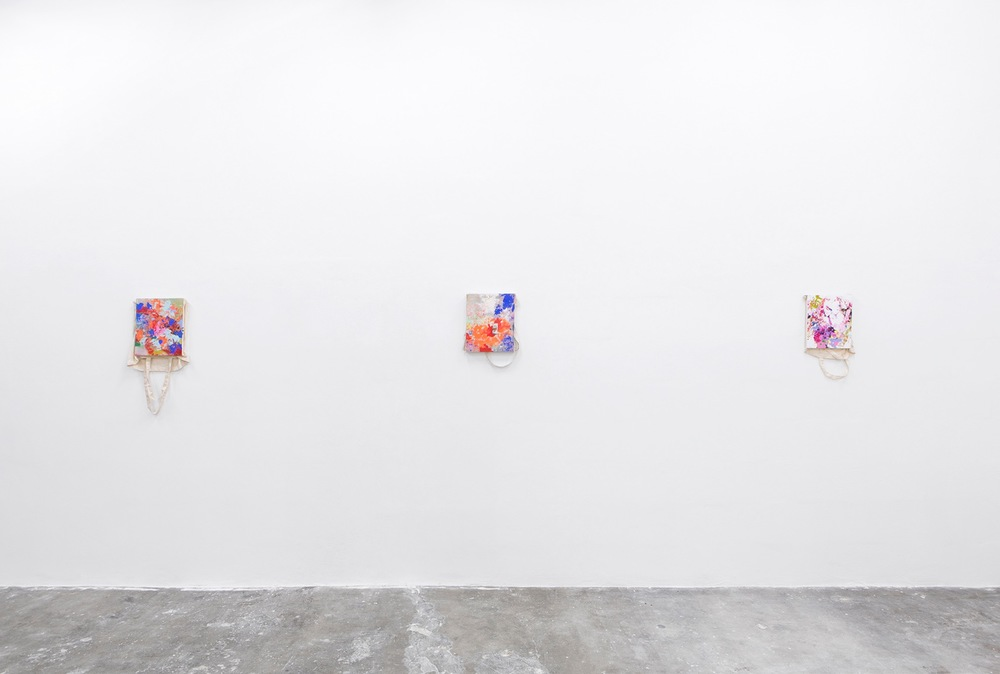 Installation view, Paul Branca,  Totes , Giorgio Galotti