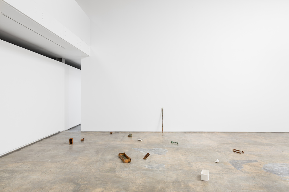 Installation view, Bruno Cidra,MEXICANO, Galeria Baginski