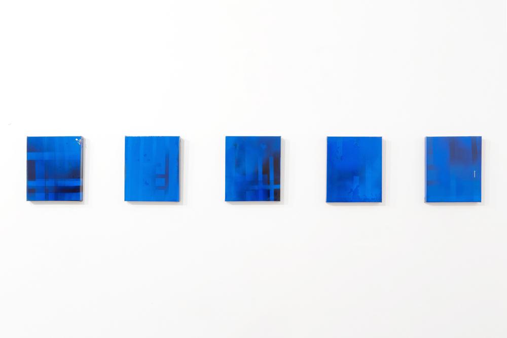 Manuel Forte, 5 windows, 2016