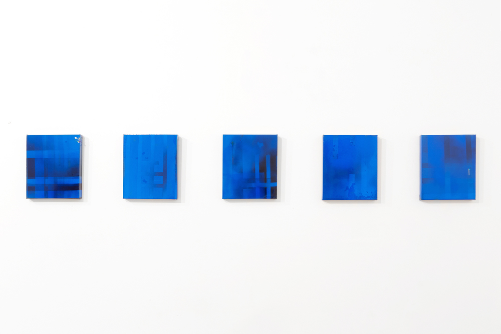 Manuel Forte   5 windows  , 2016