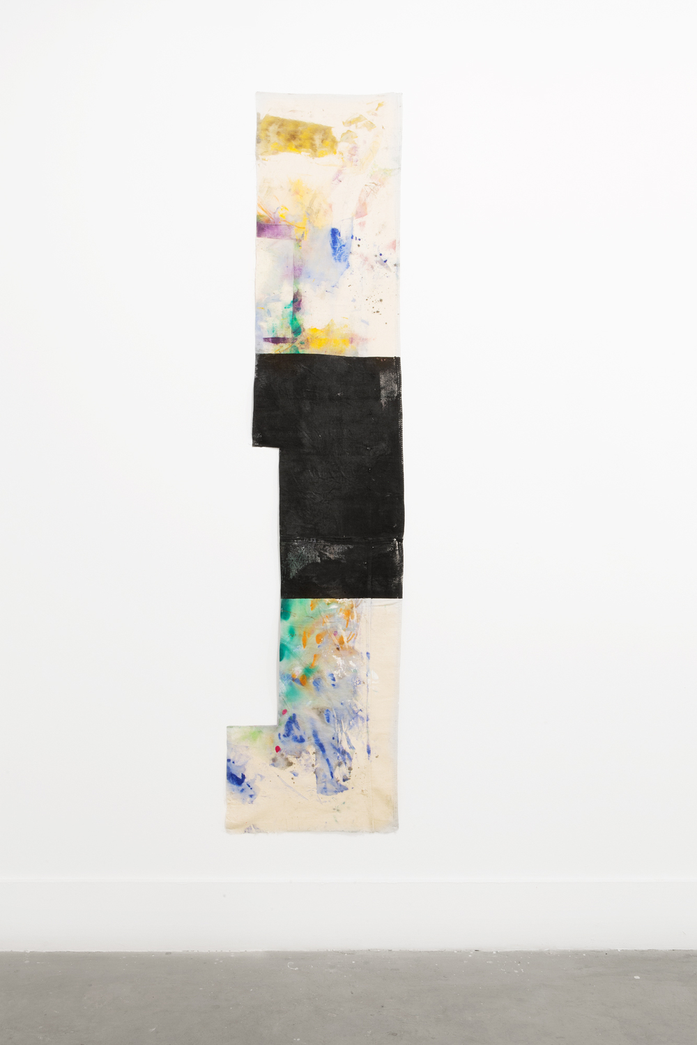 Samuel François    Untitled (without I)  , 2015