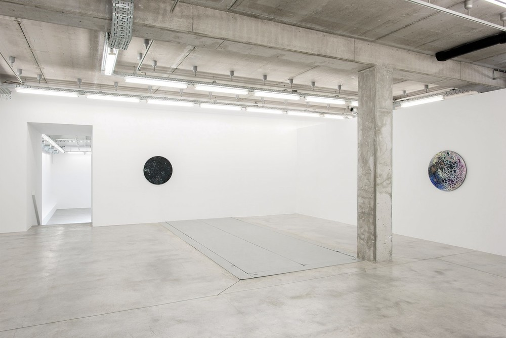 Installation view, Jean-Baptiste Bernadet, So far, So Close, Almine Rech Gallery