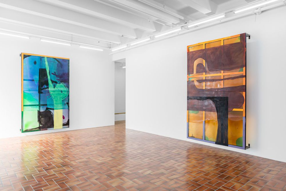 Installation view, Alex Hubbard, LIKE A VIRGIN, TOUCHED FOR THE THIRTY-FIRST TIME, Standard (Oslo)