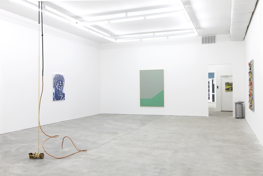 Installation view, Return Policy, Howard St