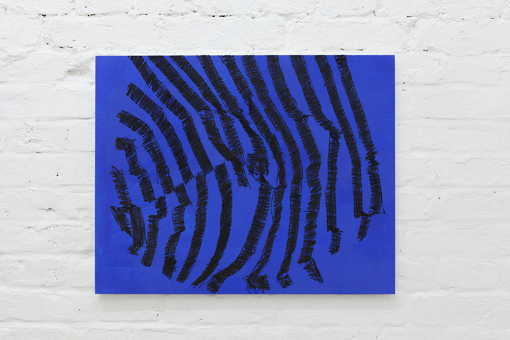 Joakim Martinussen,  Untitled (  Blue) , 2016