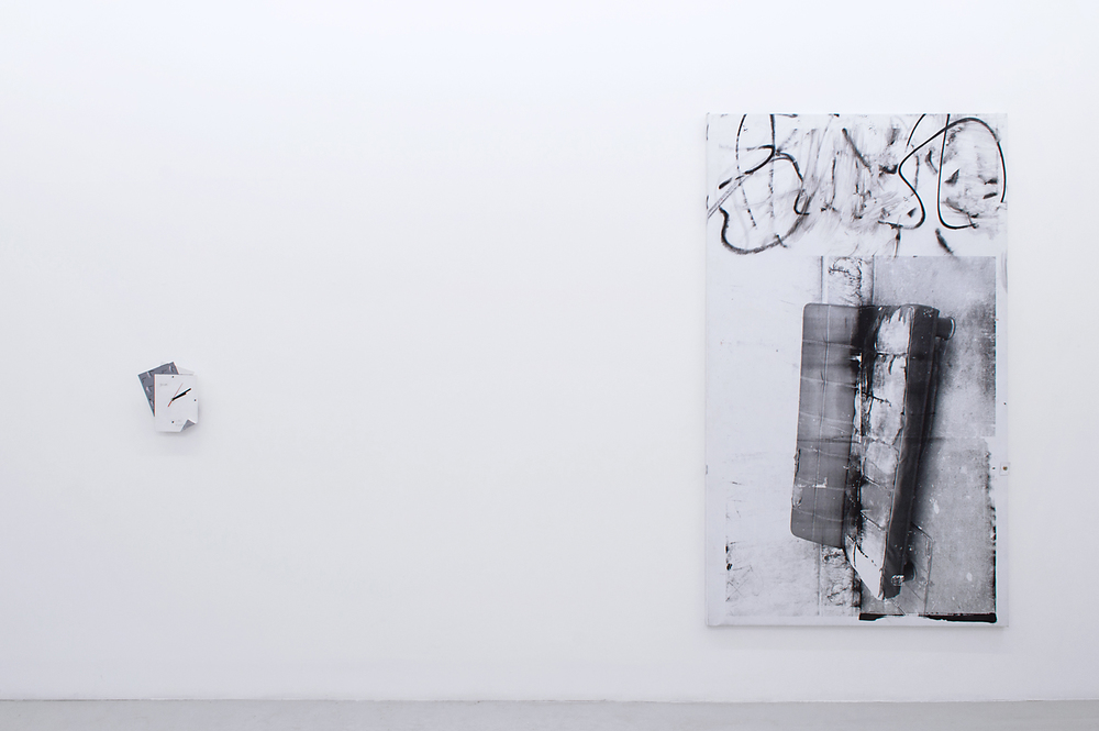 Installation view,  Beau Lauss , Last Resort