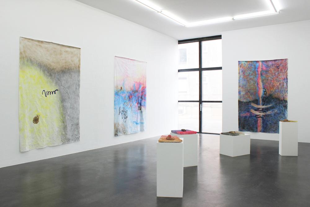Installation view,Katharine Fengler,SHE SHED, Warhus Rittershaus