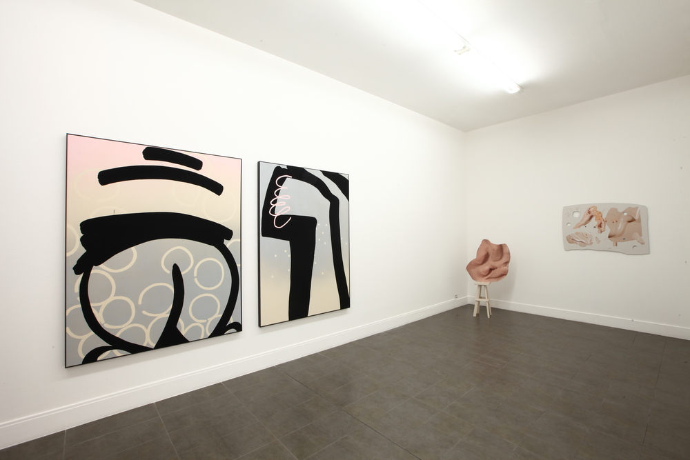Installation view,  Life Eraser , Brand New Gallery