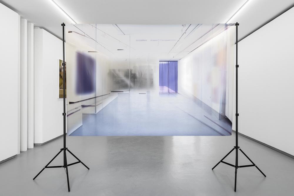 Installation view, Reconstructive Memory, Galerie Valentin