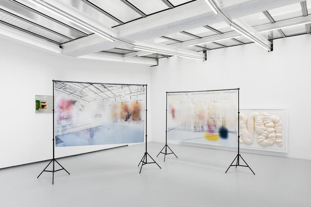 Installation view,Reconstructive Memory, Galerie Valentin