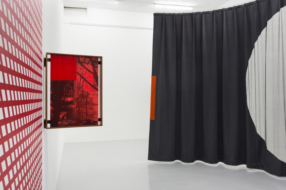 Installation view, Céline Condorelli,Concrete Distractions, Kunsthalle Lissabon