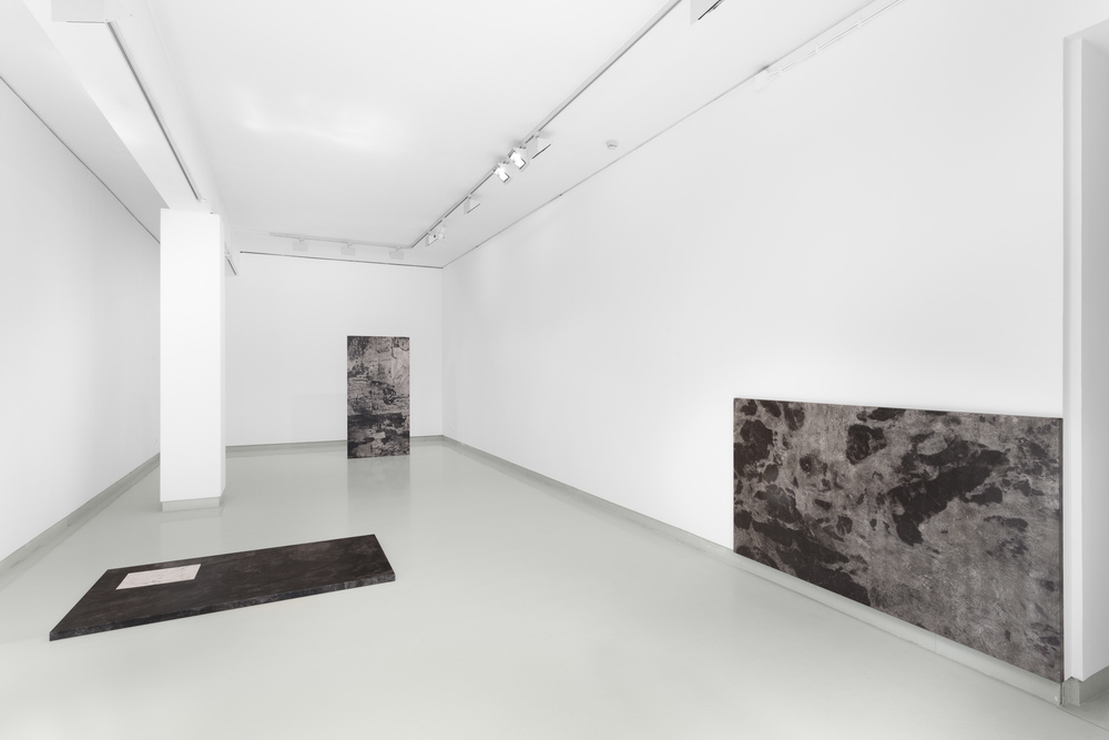 Installation view, Pedro Matos, Less Than Objects, Galeria Presença