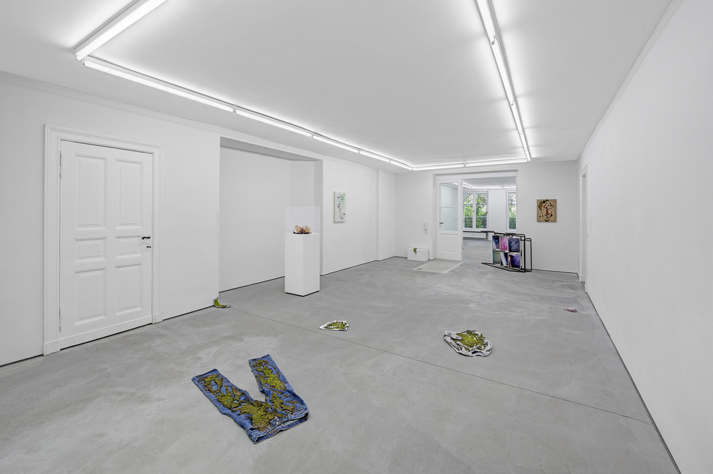 Installation view,Inflected Objects #2 Circulation – Otherwise, Unhinged, Future Gallery