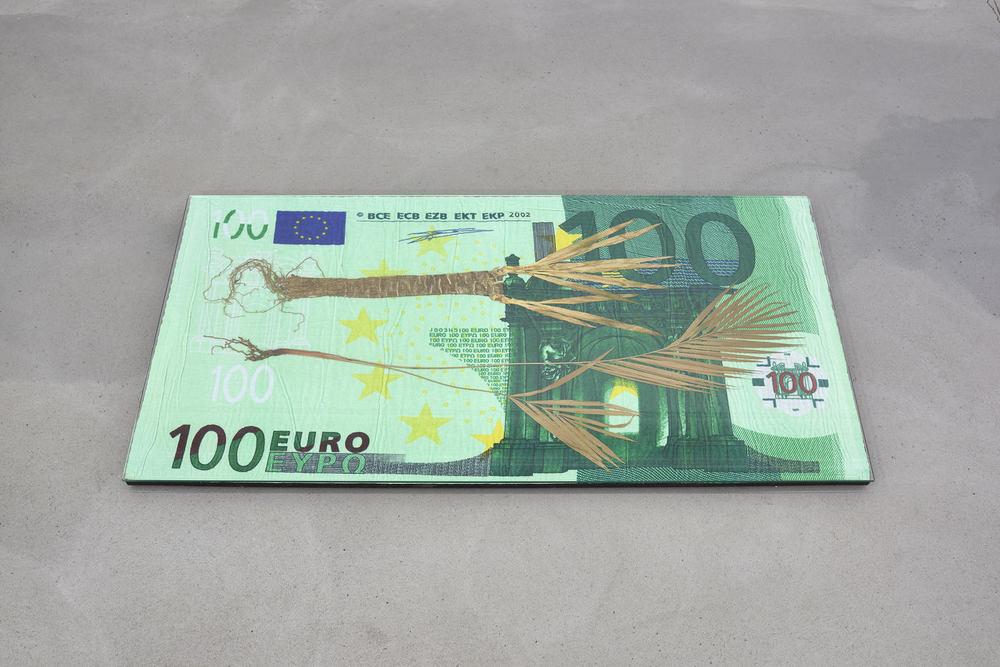 Nina Beier,Greens (€100), 2013