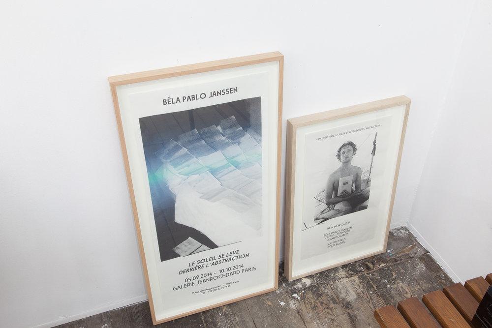 Installation view,Béla Pablo Janssen, BECOMINGNESS / C'EST LA VIE MACHINERIE , MonChéri