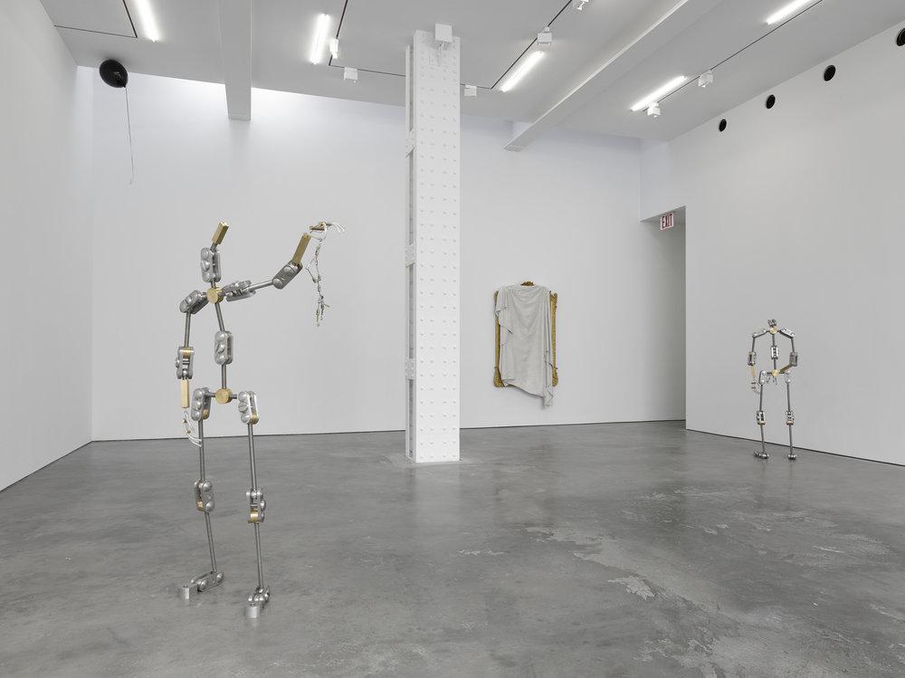 Installation view, Ryan Gander, I see straight through you , Lisson Gallery