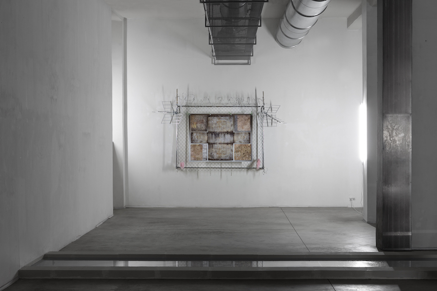Installation view,Tiziano e Giorgione, Treti Galaxie