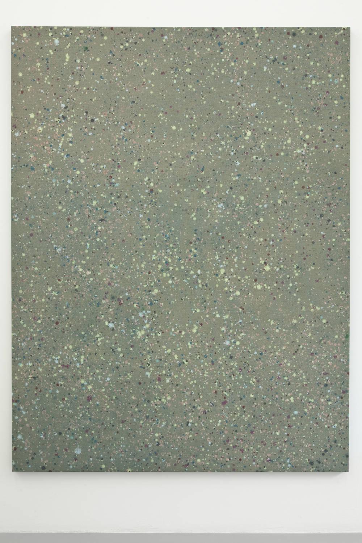 Fredrik Værslev,Untitled (Terrazzo), 2016