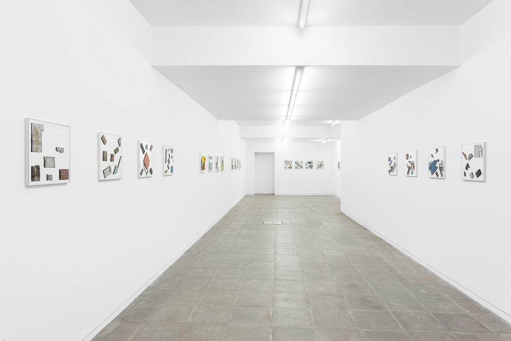 Installation view, Mauro Cerqueira, Tudo Jóia, Múrias Centeno